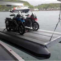 Carbon Fibre Bike Barge