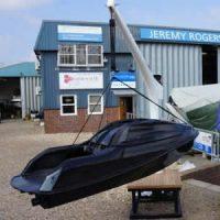 Carbon Fibre Jet Ski