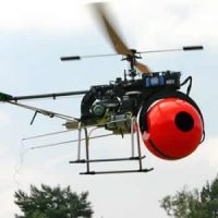 Carbon Fibre Eye Spy Helicopter