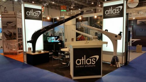 Atlas Carbon Products - Event Display