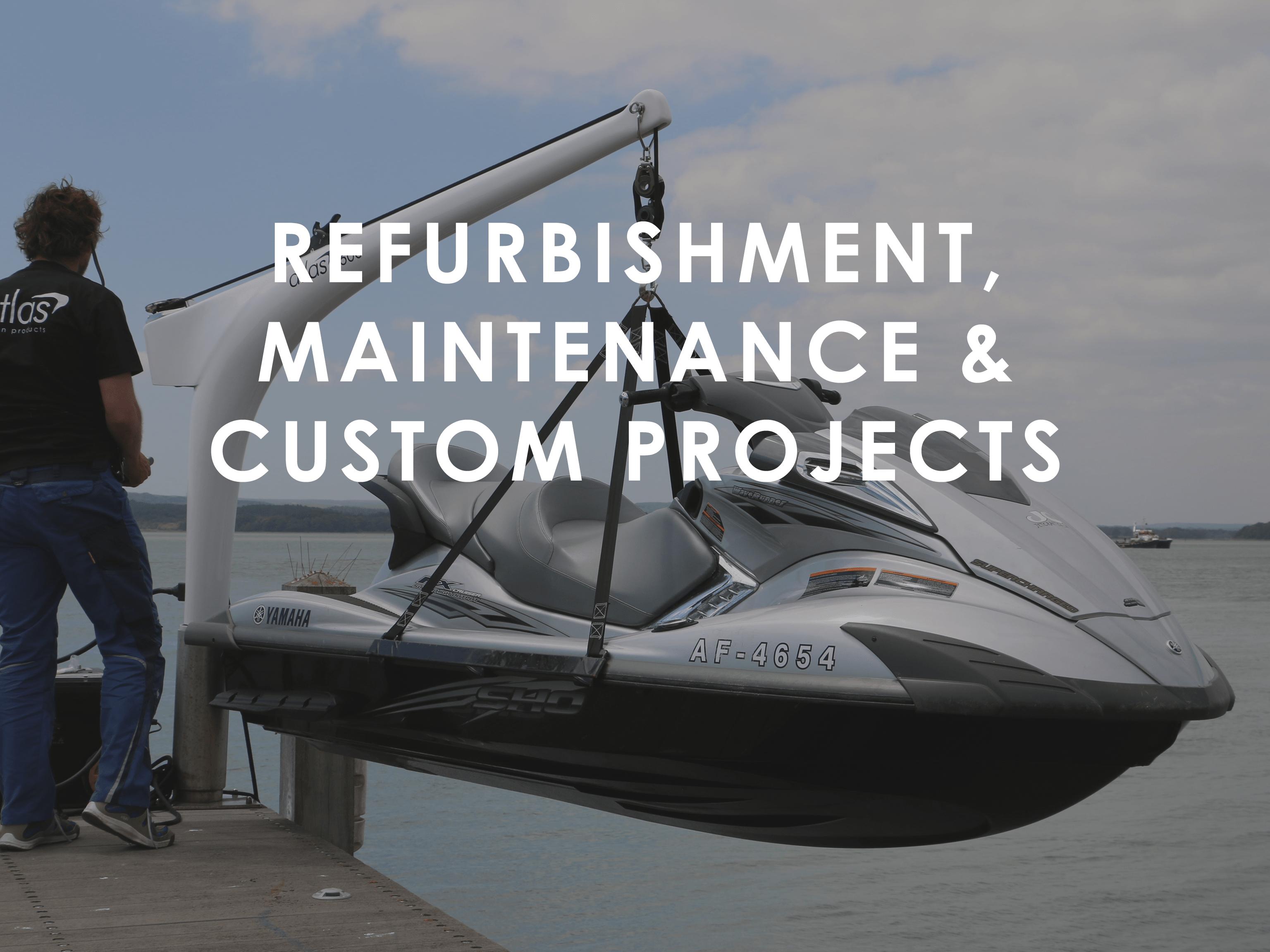 Atlas Carbon Products Maintenance & Refurbishment