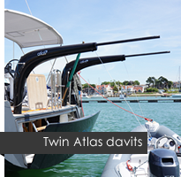 boat and yacht davits