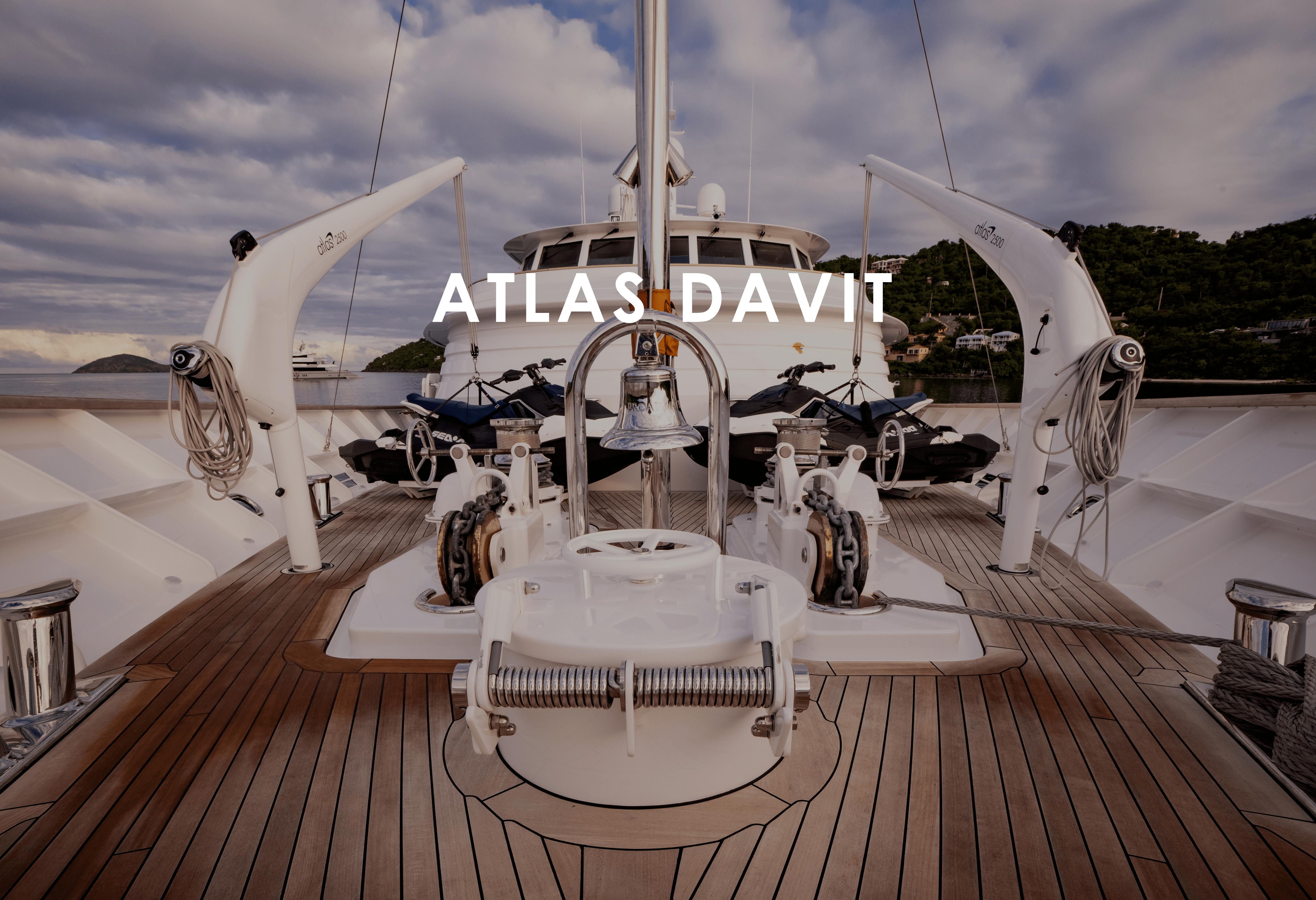 Atlas Davit Systems